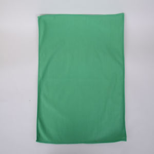 Green, Ultra-Fine Fiber Cleaning Cloth, Customization, Not Hair Removal, Durable