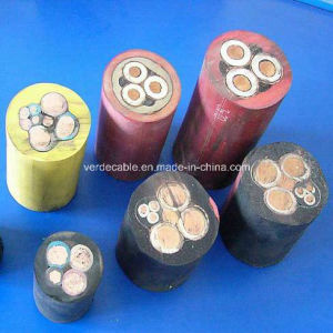 25mm2 to 95mm Tinned Copper Wire Rubber Welding Cable pictures & photos