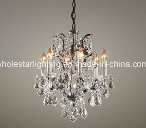 Rococo Style Crystal Chandelier Lamp (WHG-648) pictures & photos