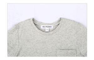 100% Cotton Children Clothes Unisex T-Shirt for Summer pictures & photos