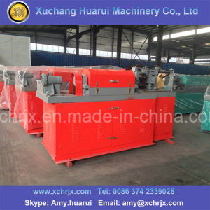 Automatic CNC Steel Wire Straightener and Cutter Machine pictures & photos