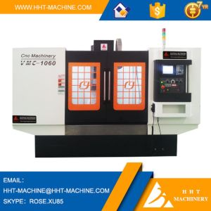 Vmc 1060 Hard Guideway CNC Milling Machine Suitable for Scientific Research