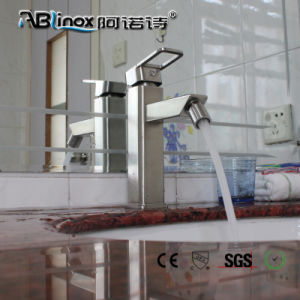 Rejustable Bathroom Single Lever Basin Mixer Faucet Ab019 pictures & photos