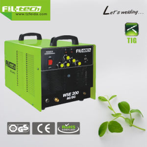 Inverter AC/DC TIG Welding Machine (WSE-200/250/315)