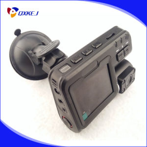 Car DVR Recorder 720p I1000 with G-Sensor Wide Angle Dash Cam Video Recorder Car Camera Free Shipping pictures & photos