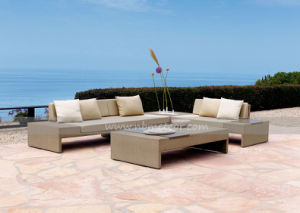 Mtc-159 New Rattan Design Outdoor Garden Sofa Set pictures & photos