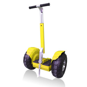 Wind Rover V6+ Big Wheel Balance Electric Scooter pictures & photos