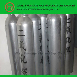 GB5099 150 Bar Industrial Gas Cylinder Carbon Dioxide pictures & photos