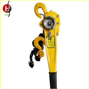 Widely Using 3t 6m Hsh-Va Manual Lever Chain Block with CE Certificate pictures & photos