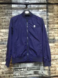 2015 Fashion Blue Bomber Jacket Wholesale Design pictures & photos