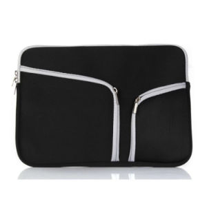 Portable Neoprene Material Laptop Bag for MacBook (LC-CS125) pictures & photos