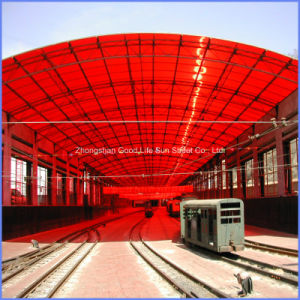 100% Virgin Material Lexan 6mm Polycarbonate Sheet pictures & photos