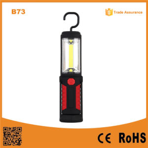 B73 Strong Magnetic Magnet Outdoor Muitifunction COB LED Work Light pictures & photos