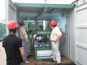 Pipe Prefabrication Containerized Welding Line Automated pictures & photos