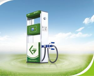 Lequid Nature Gas Fueling Station LNG Dispenser pictures & photos