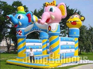 High Quality Customized Inflatable Bouncer, Inflatable Castle, Bounce House pictures & photos