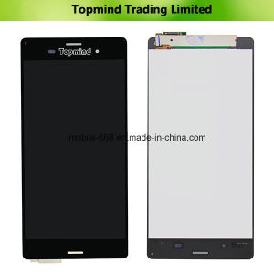 for Sony Xperia Z3 LCD Display with Digitizer Touch Assembly pictures & photos