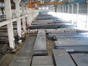 Q345e Carbon Structural and Low Alloyed Steel Plates/Wide Plate pictures & photos