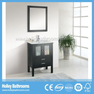 Australia Style Popular Modern Bathroom Mirror Vanity Bathroom Cabinet (BC119V) pictures & photos