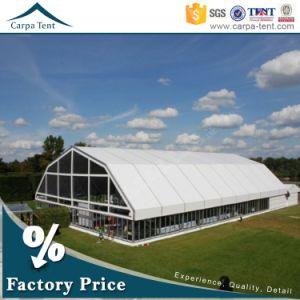 Polygon Business 25X40m Wind Resistant Pavilion Tent for Exhibition pictures & photos