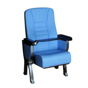 Luxury Aluminum Alloy Cinema Chair with Writing Board