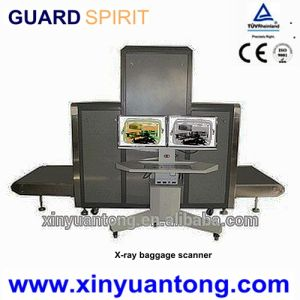 Xj10080 High Quality Security Checkpoint X-ray Baggage Scanner pictures & photos