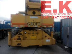 80ton Used Grove Hydraulic Truck Crane (TMS800B) pictures & photos