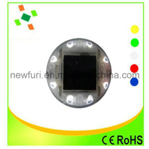 LED Flashing Solar Road Stud with Anti High Temperature Ni-MH Battery pictures & photos