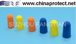 Safety Anti-Noise Foam Earplug with High Quality with CE pictures & photos