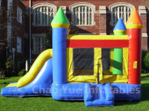 Commercial Grade Inflatable Bouncy Jumping Castle for Sale (CY-516) pictures & photos