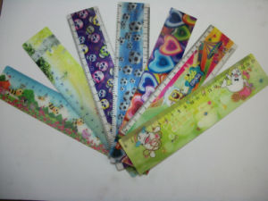 Beautiful Trendy 3D Rulers with Different Shap pictures & photos