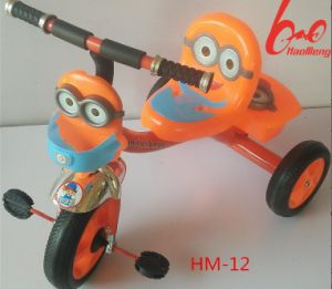 Music and Light Kids Tricycle for Sale pictures & photos