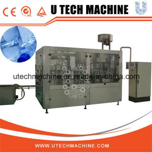 3 in 1 Plastic Bottle Water Filling Machine / Mineral Water Bottling Machine pictures & photos