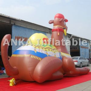 20FT High Big Inflatable Advertising Cartoon Camel Character pictures & photos