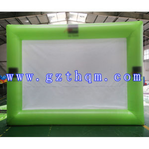 Outdoor Inflatable Movie Screen, High Quality Screen pictures & photos