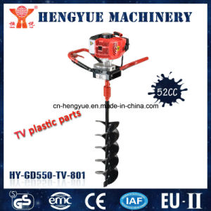 Professional Earth Auger 52cc Ground Drill pictures & photos