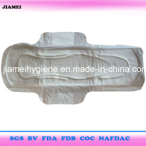 Comfortable Ladies Sanitary Napkin with Dry Cotton Cover pictures & photos