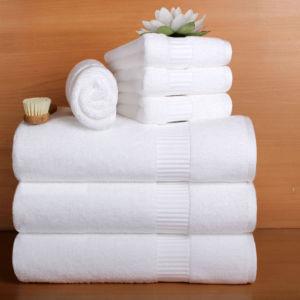 Wholesale Egyptian Cotton Bath Towel Suit (DPFT8062) pictures & photos