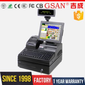 All in One POS Station Salon POS System pictures & photos