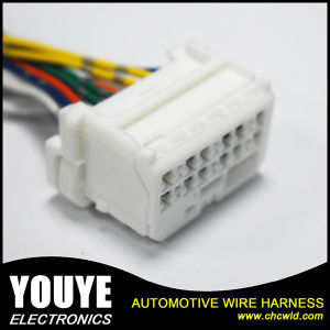 Te, Molex, Tyco, Ket, Jst Connectors Wiring Harness and Cable Assemblies pictures & photos