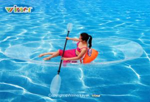 100% Clear Sit on Top Transparent Kayak (VUE-1) pictures & photos
