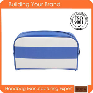 New Promotional Blue Fashion Lady Cosmetic Bag (BDX-161041) pictures & photos