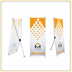 Durable Single Side Printing 80*2000 Cm X Banner pictures & photos