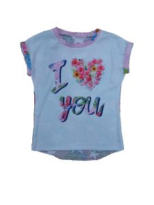 Beautiful Children Clothing Fashion Girl T-Shirt for Summer (GT054) pictures & photos