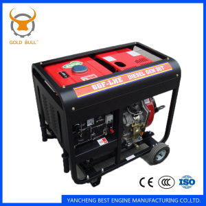 GB6500dg Air-Cooled Power Diesel Generator for Industrial Use pictures & photos