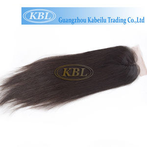 100% Unprocessed 4*4 Inches Ombre Full Lace Closure Factory pictures & photos