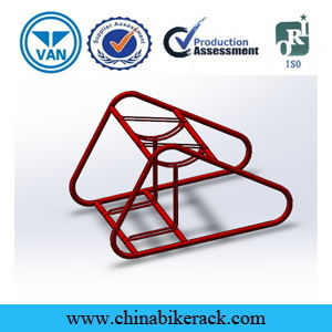 2016 New Design Bicycle Rack (OEM offered) pictures & photos