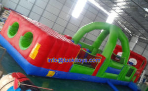 Double Stitching Inflatable Obstacle for Kids (A531) pictures & photos