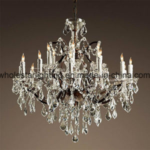 Rococo Style Crystal Chandelier Lamp (WHG-647) pictures & photos