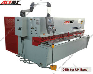 Hydraulic Guillotine Machine (HG-4X2500) pictures & photos